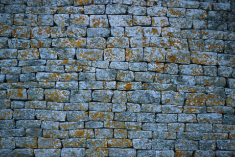 Wall of granite blocks Great Zimbabwe Ruins 139393655