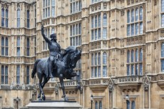 Richard I Coeur de Lion, London Parliament 153666818