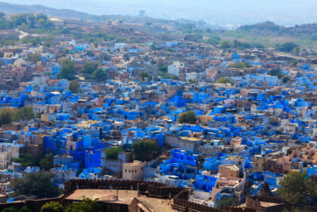 Blue City, Jodhpur, Rajasthan, India 147707817