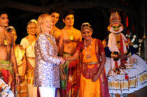 US Secretary of State Clinton, Chennai Consulate
