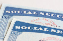 US social security cards 154114379