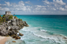 TN Trade NAFTA Mexico Beach Tulum 149078006
