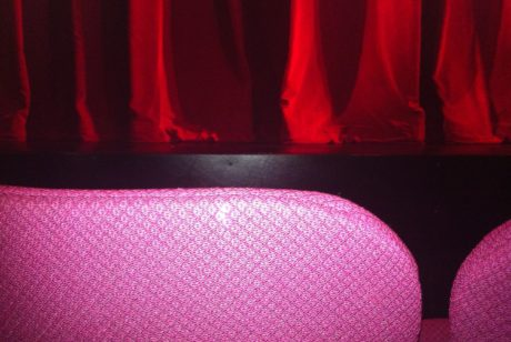 Broadway Theater Curtain