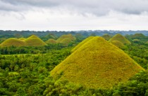Chocolate Hills, Bohol, Philippines 91834131