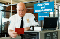 Immigration officer port of entry dv2073044