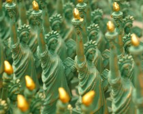 mini statues of liberty 152024853; Same-Sex Marriage Immigration FAQ
