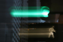 blurred green light 122541138