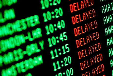 Flight Delays 93466101